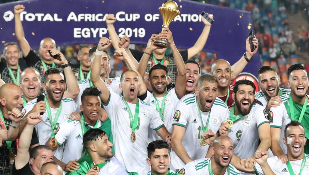 الجزائر تهزم السنغال وتحصد لقب كأس إفريقيا