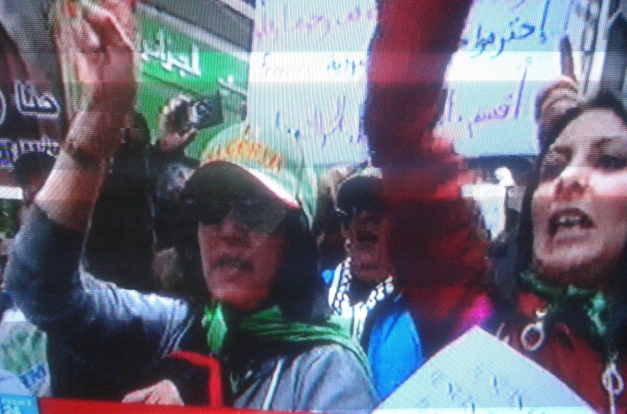 أكثر من 70 ناشطا حقوقيا من الوجوه البارزة في الحراك الجزائري يقبعون في السجن