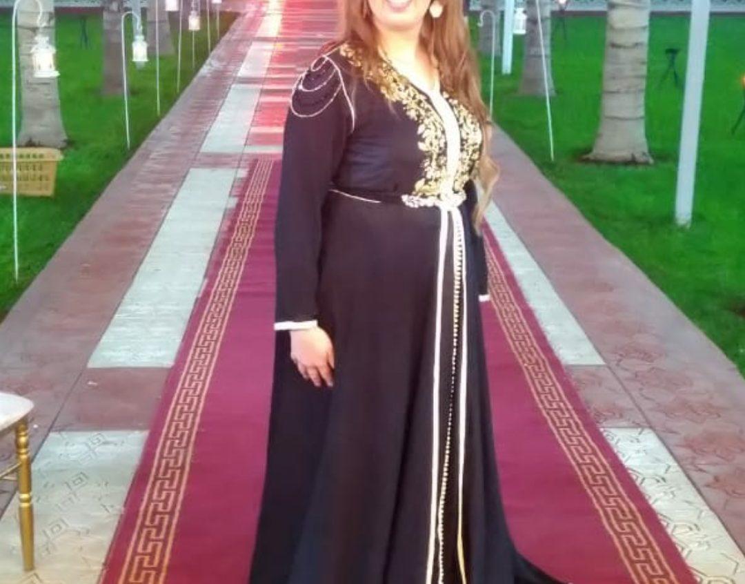 مليكة أيت مولود العمود الفقري للاعراس الخيرية بالمغرب
