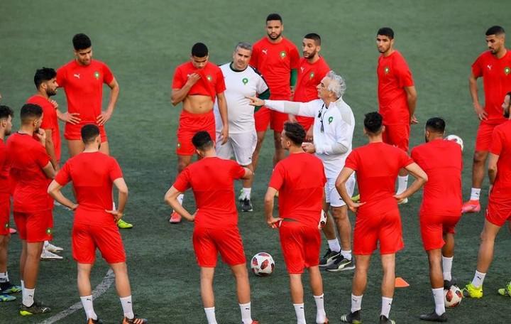 لاعبو الرجاء والوداد ضمن تشكيلة المدرب وحيد خليلوزيتش