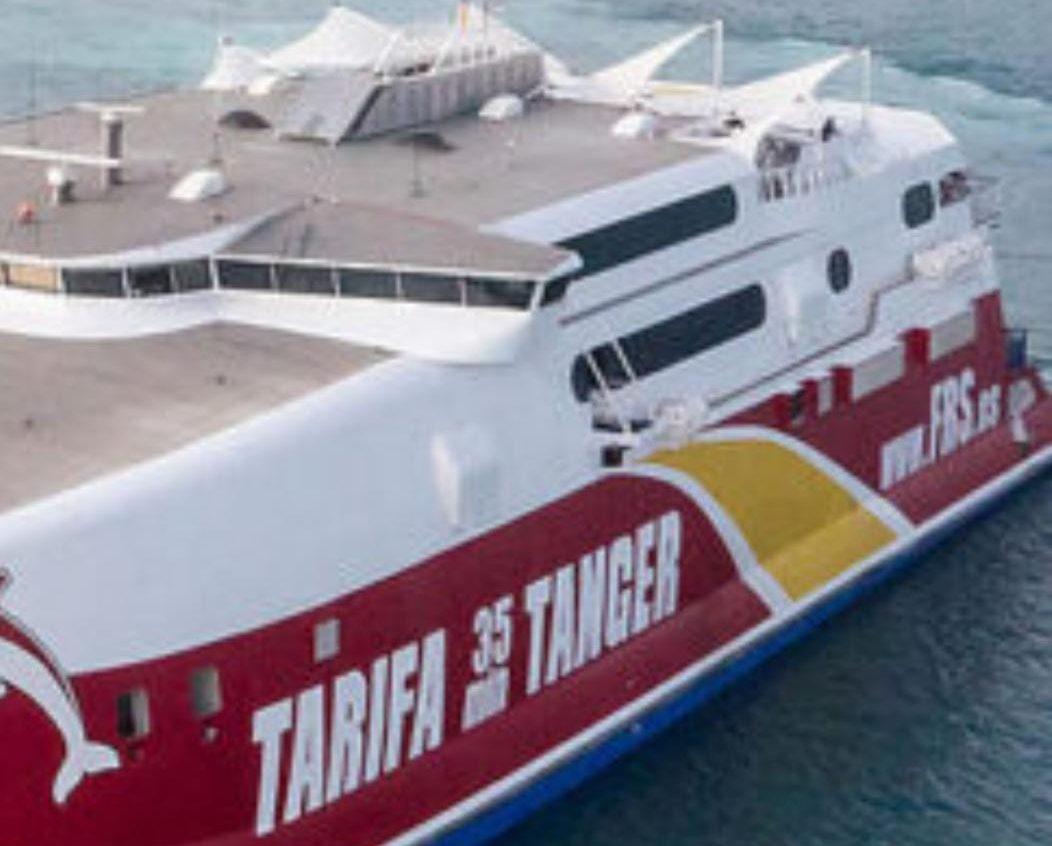 بعد استثناء المغرب للموانئ الاسبانية من عملية مرحبا 2021 شرعت شركة بواخر لنقل المسافرين باخراج سفنها من ميناء طنجة