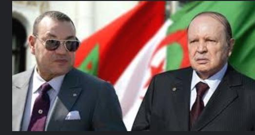 برقية تعزية مواساة من الملك محمد السادس الى عائلة المرحوم الرئيس الجزائري السابق عبد العزيز بوتفليقة