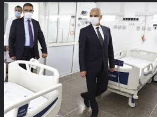 عاجل : تعيين خالد أيت الطالب وزيرا للصحة والحماية الاجتماعية خلفا  للرميلي